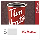 Tim Hortons Gift Card - Email Delivery