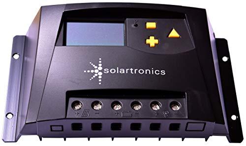 solartronics 30A Laderegler G 12V/24V gelb Photovoltaik Solarladeregler Solar PV