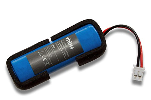 vhbw Akku passend für Sony Playstation PS3 & PS4 Move Navigation Controller CECH-ZCS1E wie LIS1442, 4-180-962-01 - (Li-Ion, 600mAh, 3.7V)