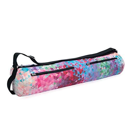 SeniorMar Yogamattenrucksack Yogatasche wasserdichte Sporttasche Atmungsaktiver Yogarucksack