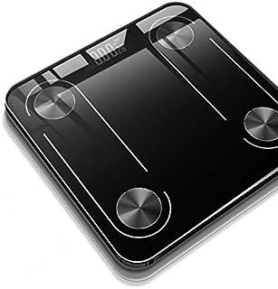 Báscula Nueva Balanza Electrónica Inteligente Para El Cuerpo Con Bluetooth, Báscula Electrónica Para Medir La Salud De La Grasa, Báscula Humana, Balanza De Baño Digital Led