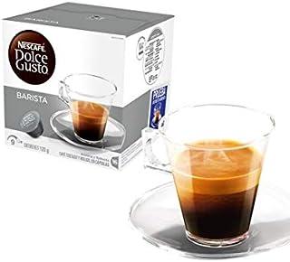 كبسولات القهوة نسكافيه دولسي غوستو اسبريسو باريستا 120 جم