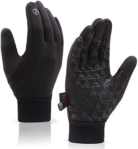 Koxly Winter Gloves Men Women Touch Screen Glove Warm Gloves Anti Slip Windproof Waterproof product image