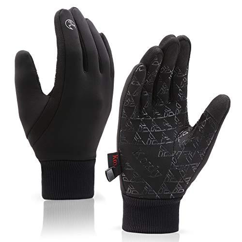 Koxly Winter Gloves Men Women Touch Screen Glove Warm Gloves
