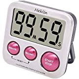 Digital Kitchen Timer with Mute/Loud Alarm...