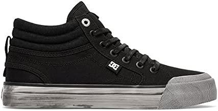 DC Shoes Womens Shoes Evan Hi Tx Se - High-Top Shoes - Women - US 5 - Black Black Acid US 5 / UK 3 / EU 36