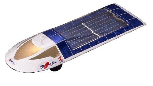 タミヤ ソーラーミニチュアシリーズ No.5 ミニソーラー 京セラ SEV-5 76505