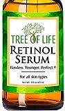 Retinol Serum für Gesicht und Haut, Clinical Strength 60ml