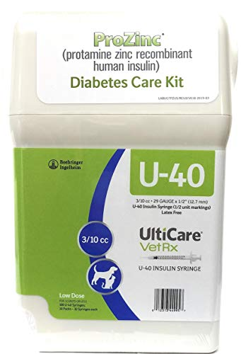 Boehringer Ingelheim The ProZinc Diabetes Care Kit