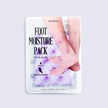 KOCOSTAR (Transparent Pouch + Color Socks) Foot Moisture Pack Purple 10 Treatment
