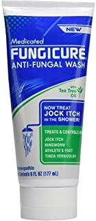 Fungicure Medicated Anti-Fungal Wash (Pack of 6)