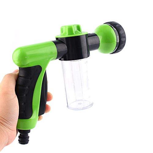 Foam Sprayer for Car Washing, Portable High Pressure Car Wash Water Gun for...