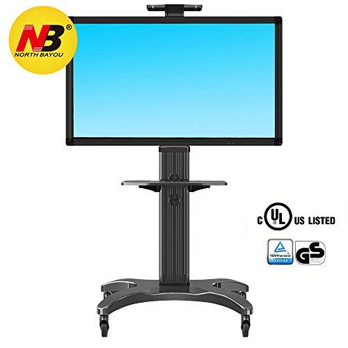NB AVF-1500-50-1P – Pied à roulettes réglable avec support pour TV LCD / LED / de 81 à 165 cm 32\