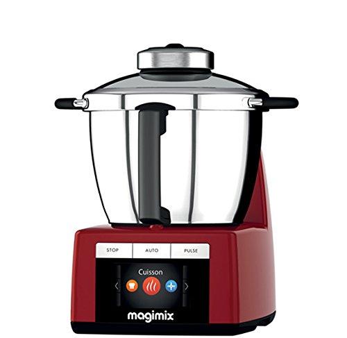 Magimix Cook Expert – Robot de Cuisine Rouge