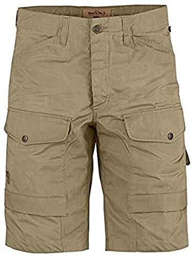 FJÄLLRÄVEN Herren Shorts No.5, Sand, 52