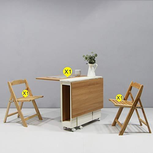 , mesa plegable sillas dentro ikea, MerkaShop