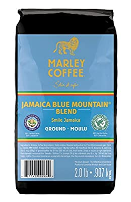 Marley Coffee Buffalo Soldier from Marley Coffee