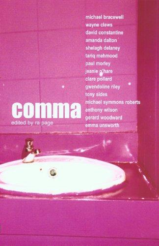 Comma (English Edition)