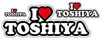 ILOVE TOSHIYA