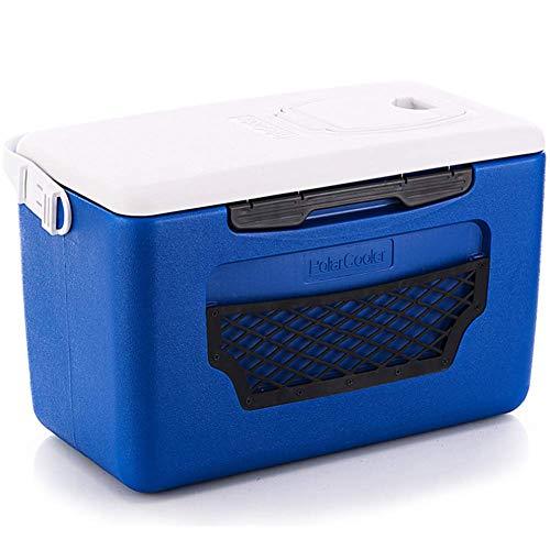 AGQLT Koelbox Outdoor Fresh Box 26L Auto PU Koelbox Medische Drug Koelkast Koude Ketting Transport Box 54 * 31 * 34CM