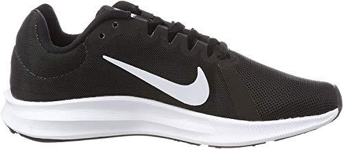 Nike Nike Damen Downshifter 8 Sneakers, Schwarz (Black/White/Anthracite 001), 41 EU