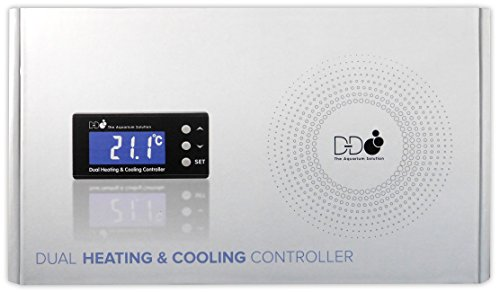 D-D Dual Heating and Cooling Temperature Controller