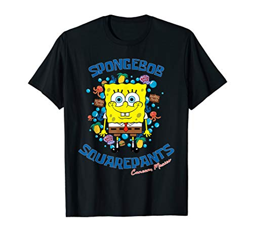 Nickelodeon SpongeBob SquarePants Apparel T-Shirt