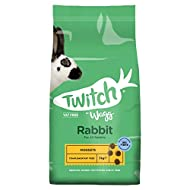 Twitch By Wagg Rabbit Nuggets (2kg) (May Vary)