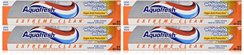 Aquafresh Extreme Clean Whitening Action Toothpaste,...