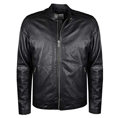Pepe Jeans Vincent II PM401503 Chaqueta, Negro (Black 999), X-Large para Hombre