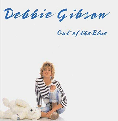 Out of the Blue - debut album by Debbie Gibson