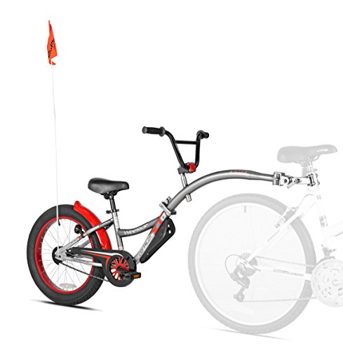 Lowest Prices! WeeRide Co-Pilot XT Deluxe Wide Tire Bike Trailer