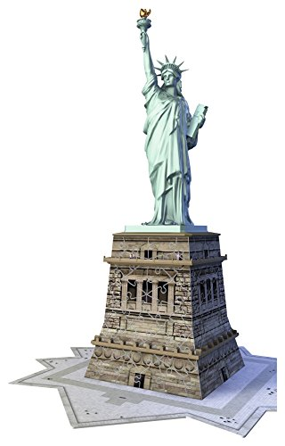 Ravensburger Statue of Liberty, 108pc 3D Jigsaw Puzzle