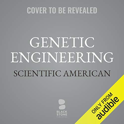 Genetic Engineering audiobook cover art