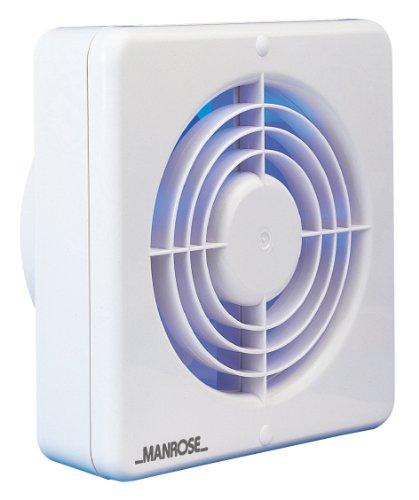 Manrose - Aspiratore per cucina standard, (6 inch/150mm)
