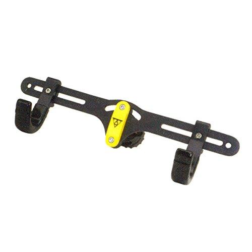Topeak Haken Third Hook (oberer) Fahrradhaken, Black, One size