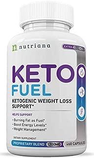 Best Keto Supplement Weight Loss Diet Pills for Women and Men- Keto Slim Appetite Suppressant for Fat Burner – Keto Fuel Ketogenic Weight Loss Supplement - 60 Keto Diet Weight Loss Pills