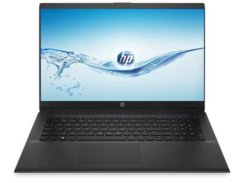 "2021 Newest HP 17t Laptop, 17.3"" HD+ Non-Touch Display, 11th Gen Intel Core i7-1165G7 Quad-Core Processor, 16GB DDR4 RAM, 1TB Hard Disk Drive, Webcam, HDMI, Wi-Fi 5, Bluetooth, Windows 10 Home, Black"