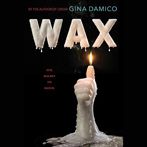 Wax cover art