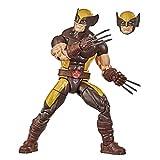 Hasbro Marvel Legends Series X-Men 15 cm große Wolverine Action-Figur, Premium Design und Accessoire, ab 4 Jahren