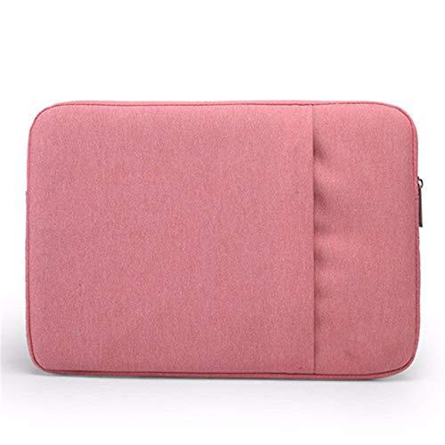 Laptoptas voor mannen, handtas voor dames, laptop, 15 inch, Roze