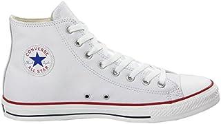 Converse Chuck Taylor Hi Leather White 132169C Size 9.5