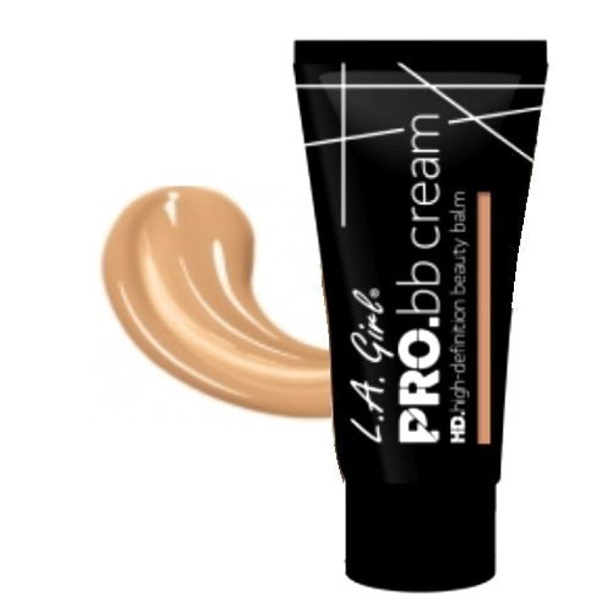 驚くばかり雇った糞(3 Pack) LA GIRL HD Pro BB Cream Neutral (並行輸入品)
