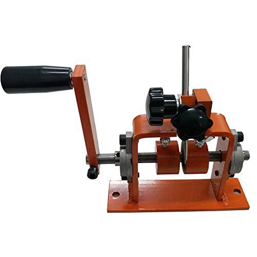 QWERTOUY Cable Manuale di spogliatura del Legare Peeling Macchina Adatta a 1-24mm Wire Copper Wire Stripper con Una Lama più Ricambio