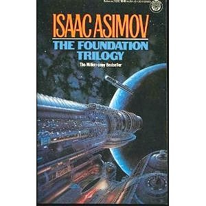 Paperback The Foundation Trilogy Book