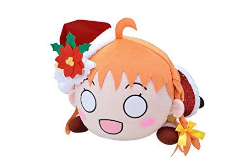 SEGA Love Live! Sunshine !! Nesoberi stuffed TAKAMI CHIKA- Santa Girl edited by awakening 'LLJapan import