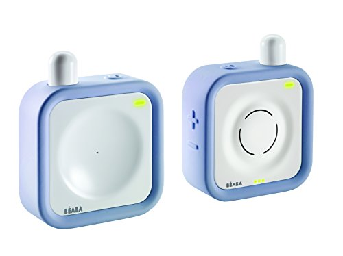 Beaba Audio Monitor para bebé Azul mineral.