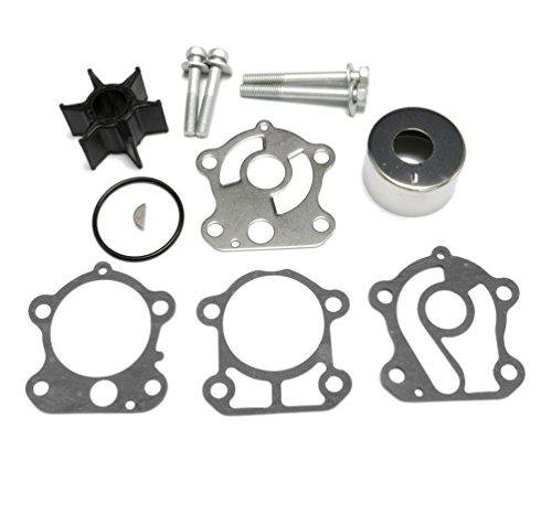 Full Power Plus Yamaha 60/70/75/80/85/90HP Water Pump Repair Kit Impeller Replacement Sierra 18-3370 692-W0078-02
