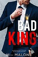 Bad King : A Fake Fiance Billionaire Romance (Bad Business Book 1)