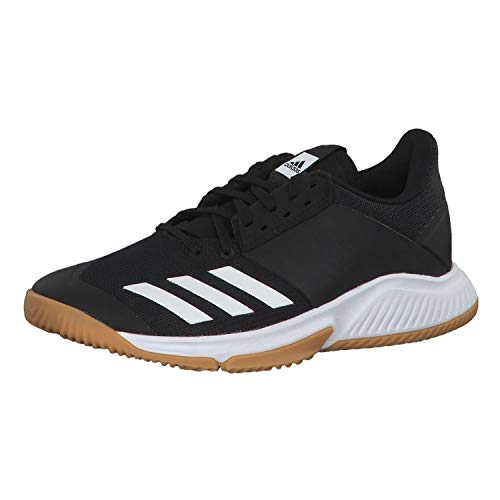 adidas Performance Crazyflight Team Hallenschuh Damen schwarz/weiß, 9 UK - 43 1/3 EU - 10.5 US